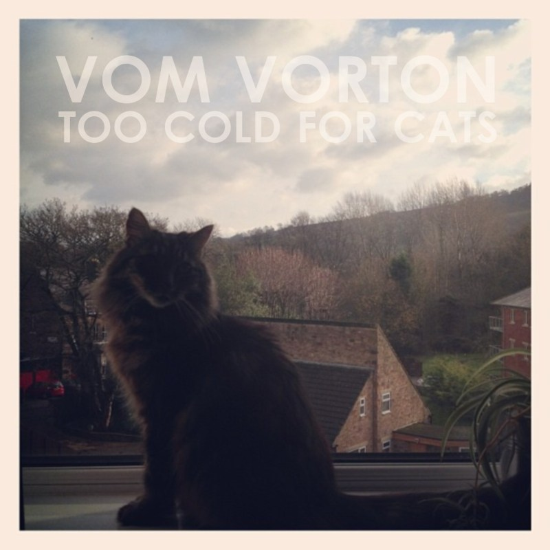 too cold for cats (cover)